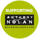 Supporting Anthony Nolan Mini Sticker
